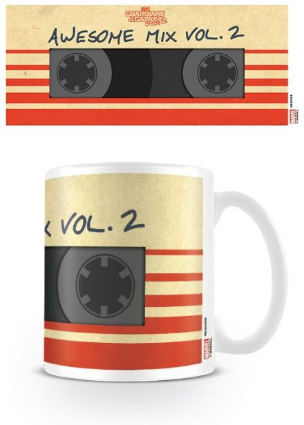 Guardians of the Galaxy 2  - Awesome Mix Vol. 2 Mug